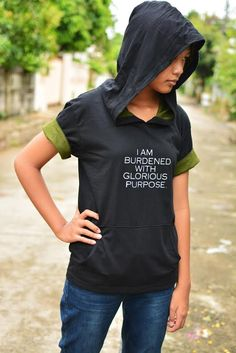 All t-shirt hoodies are handmade and 100% cotton from Thailand.  A great hoodie for the summer this hoodie is a t-shirt hoodie,its not a sweatshirt.