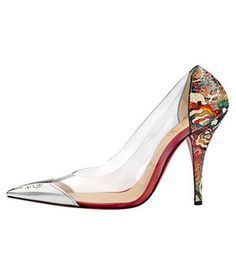 Red Bottoms in Love #Christian Louboutin