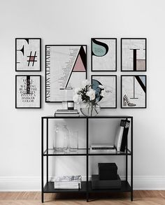 Find inspiration for creating a picture wall of posters and art prints. Endless inspiration for gallery walls and inspiring decor. Create a gallery wall with framed art from Desenio. Decor, Room, Interior, Gallery Wall, Interior Styling, Wall, Home Decor, House Interior, Inspiration