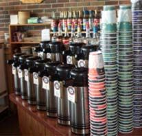 Finger Lakes Coffee Roasters: Bushnell's Basin and Pittsford, NY