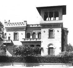 Assem Villa on Ismail Mohammed St. Zamalek