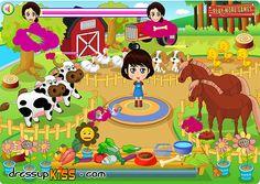 Unul din jocurile preferate cu ferma de animale pe care l-ai putea juca online gratis.