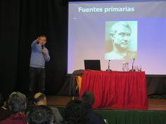 Crónica Master Class y Encuentro Santiago Posteguillo http://ellibrodurmiente.org/104-master-class-y-encuentro-con-autor-con-santiago-posteguillo/