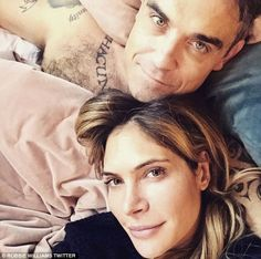 Adding fuel to the fire! His wife, Ayda Field, 37, (pictured) recently made headlines after claiming on the UK's Loose Women that her husband had slept with most of the Spice Girls