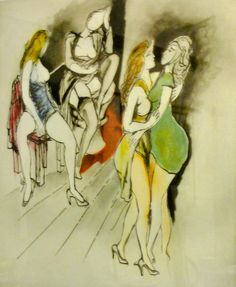 Renato Guttuso, title and date unknown