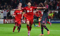@Leverkusen Heung-Min Son #9ine