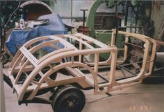 Homemade Go Kart, 32 Ford Roadster, Mini Jeep, Old Sports Cars, Morgan Cars, Wooden Toy Cars, Wood Bike, Metal Shaping, T Bucket