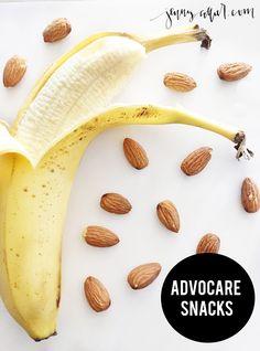 Advocare Snack List