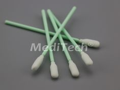 Flexible Tip Foam Swab with Plastic Handle We manufacture lint free foam swabs, cleanroom foam swabs in a variety of head sizes, tip material, handle lengths. Polypropylene Plastic, Flexibility, Bobby Pins, Hair Accessories, Handle, Tips, Free, Back Walkover, Hairpin