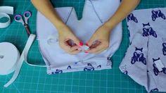 spodnie i bluza - tutorial