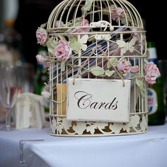 Hey, I found this really awesome Etsy listing at https://www.etsy.com/listing/123217903/handmade-wedding-card-birdcage-post-box
