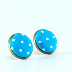 #regram from @etsyhungary  -  These blue stud earrings will give you a really fresh look for this summer by @patchworkmilljewelry  #earrings #jewelry #cottagechic #country #wedding #bridal #handmade #fashion #fashionjewelry #summer #etsyfashion #etsyfavorites #etsyhunter #etsyhungary #etsyjewelry