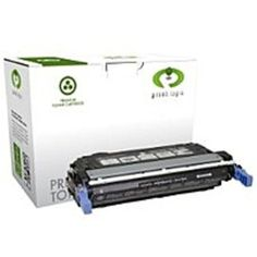 PrintLogic PRL4700B HP Q5950A Laser Toner Cartridge for 4700 Printer Series - 11000 Pages Yield at 5% Coverage - Black
