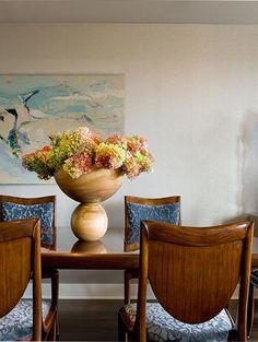 The Bryant – Terrat Elms Interior Design - Dining Room