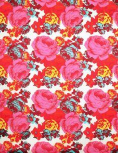 Mairo Baronessa print. Designed by Lisa Bengtsson.
