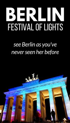 For more than ten years the Festival of Lights Berlin has illuminated a route through the city that this photo essay will leave you eager to visit
