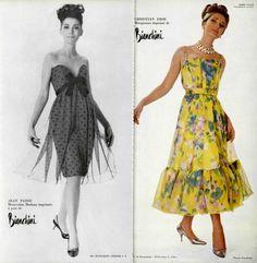 Christian Dior, Strapless Dress, Summer Dresses, Vintage, Models, Style, Fashion, Cocktails, Party