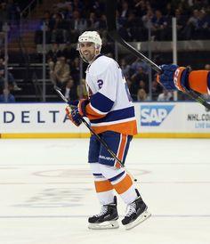 Nick Leddy Photos - Philadelphia Flyers v New York Islanders - Zimbio