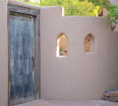 Santa Fe Door & Window Cut Outs