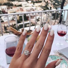 Very similar to my engagement ring ! In loveeeee with my custom made ring & my proposal was amazingly romantically beautiful !!! My fiancé & my lil man are the best ❤️ all the thought he put into it with both of my families there, His & Mine. A day to remember.. now wedding bells