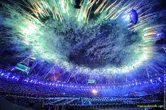 Apertura dei Giochi Olimpici XXX (34 foto)