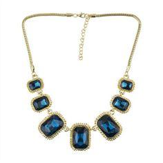 Exaggerated Luxury Vintage Personality Irregular Design Fashion Necklace - Necklaces-Jewellery & Organizers - TopBuy.com.au