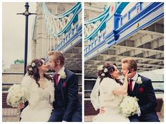 Real Tower of London Wedding: Vix & Rory - Reception Details