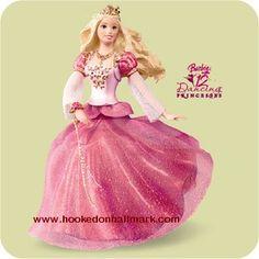 2006 Barbie as Genevieve