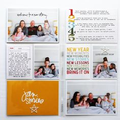 January Stories at Ali Edwards Project Life Layouts, Project Life Cards, Family Photo Album, Photo Book, Pocket Scrapbooking, Digital Scrapbooking, Scrapbooking Ideas, Scrapbook Page Layouts, Scrapbook Pages