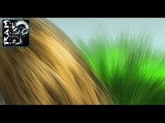 How to Make a Hair and Fur Brush in Photoshop - Tutorial narrated by Robert Marzullo - YouTube