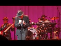 Leonard Cohen: Lover, Lover, Lover ~ Oakdale Theatre, Wallingford, CT 4.2.2013 © Dari