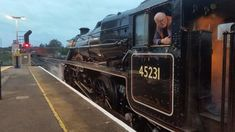 Icons of Steam Black 5 visits the Mid Hants Railway
