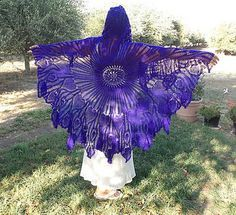 [Free Pattern] Really Stunning Butterfly Shawl