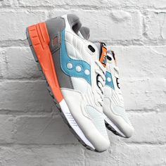 Saucony Shadow 5000 Premium Grey Blue