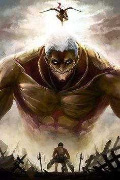 Best Attack On Titan - Anime, Cartoon Attack On Titan Season 2, Attack On Titan Funny, Attack On Titan Fanart, Attack On Titan Ships, Attack Titan, Attack On Titan Tumblr, Manga Anime, Anime Art, Image Zelda
