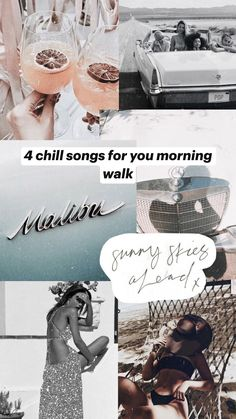 4 chill songs for you morning walk