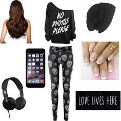 Staying home by regimeb on Polyvore featuring polyvore interior interiors interior design home home decor interior decorating Hershesons Skullcandy Laundromat