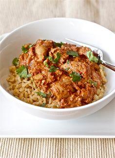 Crockpot healthy, Chicken Tikka Masala
