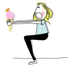 Squat : comment bien faire des squats - Elle