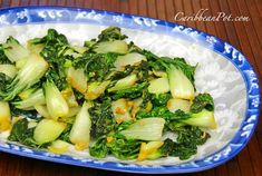 Stir Fry Pak Choi That's Vegetarian, Gluten Free And Delicious.