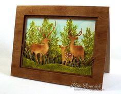 KC Impression Obsession Deer Trio.  Source: http://www.kittiekraft.com/2014/08/framed-deer-trio-scene.html