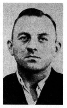 "Paul Ogorzow - Known as the ""S-Bahn murderer""; SA sergeant convicted of raping and murdering eight women by throwing them off trains in Berlin during blackouts in 1941 and 1942. Executed by guillotine at the Plötzensee Prison on July 26, 1941."