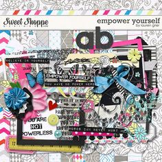 Empower Yourself by Lauren Grier at Sweet Shoppe Designs