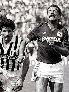 Leovegildo Lins da Gama Júnior (born June 29, 1954), known simply as Júnior, Torino (1984–1987)
