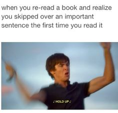 Especially when you read a book, and by the end you have an OTP, and then you reread the book and you find all these scenes for your OTP that you didn't see before.