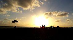 isola di Sal. Il tramonto