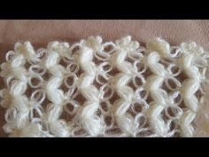 Crochet and Knitting Crochet Baby Booties Tutorial, Crochet Baby Poncho, Tunisian Crochet, Crochet Shawl, Knit Crochet, Crochet Shell Stitch, Crochet Motif, Crochet Stitches, Diy Crochet Halter Top
