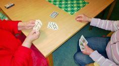 Korttien lätkintää ilman panoksia
