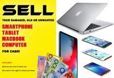 We Buy, Sell & Repair Phones, Tabs & Computers Computer Shop, Old Phone, Home Technology, Samsung Cases, Brisbane, Laptops, Macbook, Rid, Computers