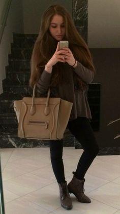 Céline Luggage ☺️ #HighLife -  beautiful  celine Celine Luggage, Luggage Bags, Celine Handbags, Replica Handbags, Beautiful, Tops, Fashion, Moda, Fashion Styles